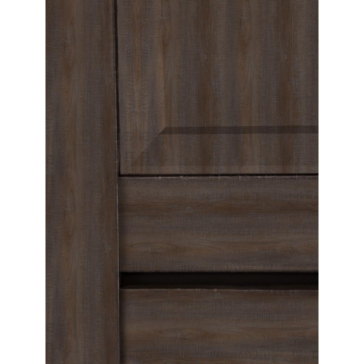 Дверь Межкомнатная Гранде 80Х200 Cpl Цвет Дуб Соубери С Фурнитурой