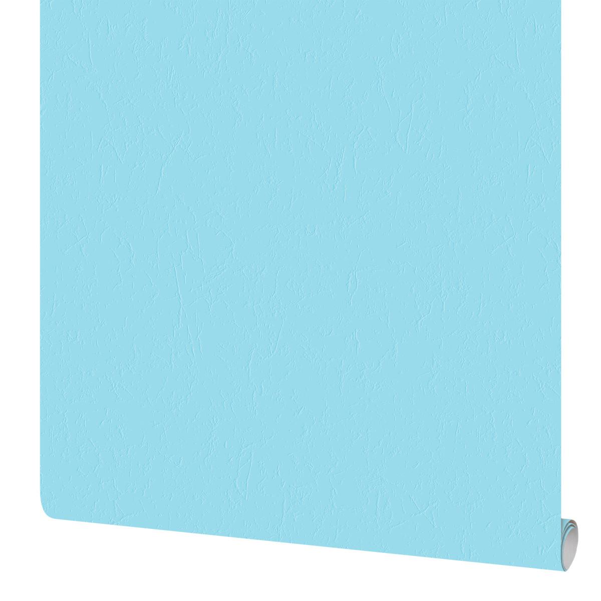Обои виниловые WallDecor Венеция голубые 0.53 м 85001-62