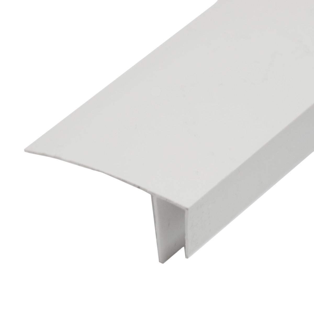 Оконный F-профиль 45.3 м белый