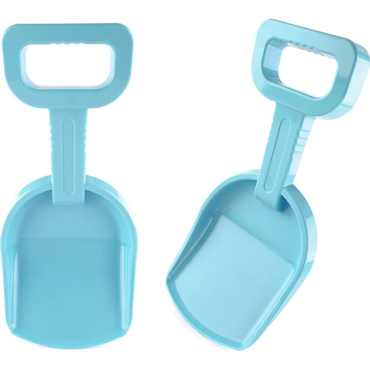 Лопатка детская 37 см цвет голубой