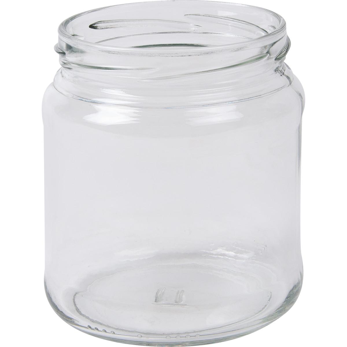 Банка стеклянная ТО-82 0.45 л