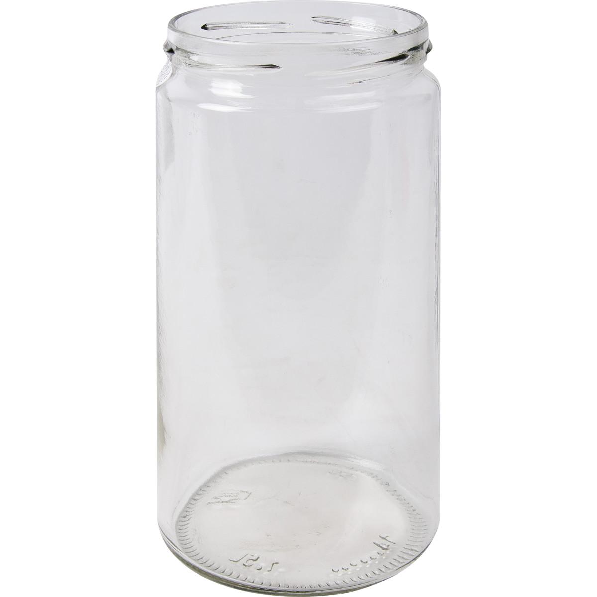 Банка стеклянная ТО-100 1.5 л