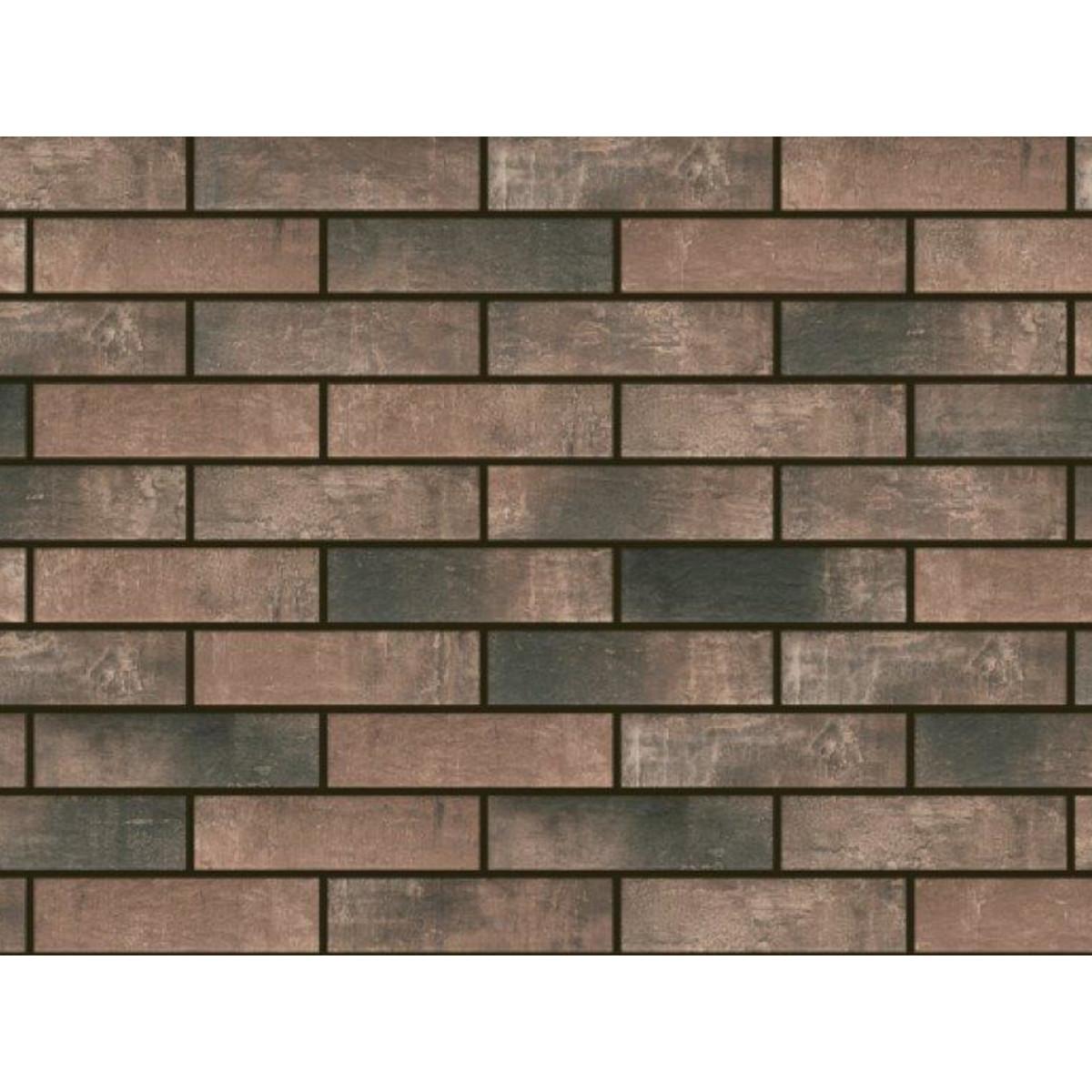 Плитка фасадная Retro brick cardamon 0.6 м²