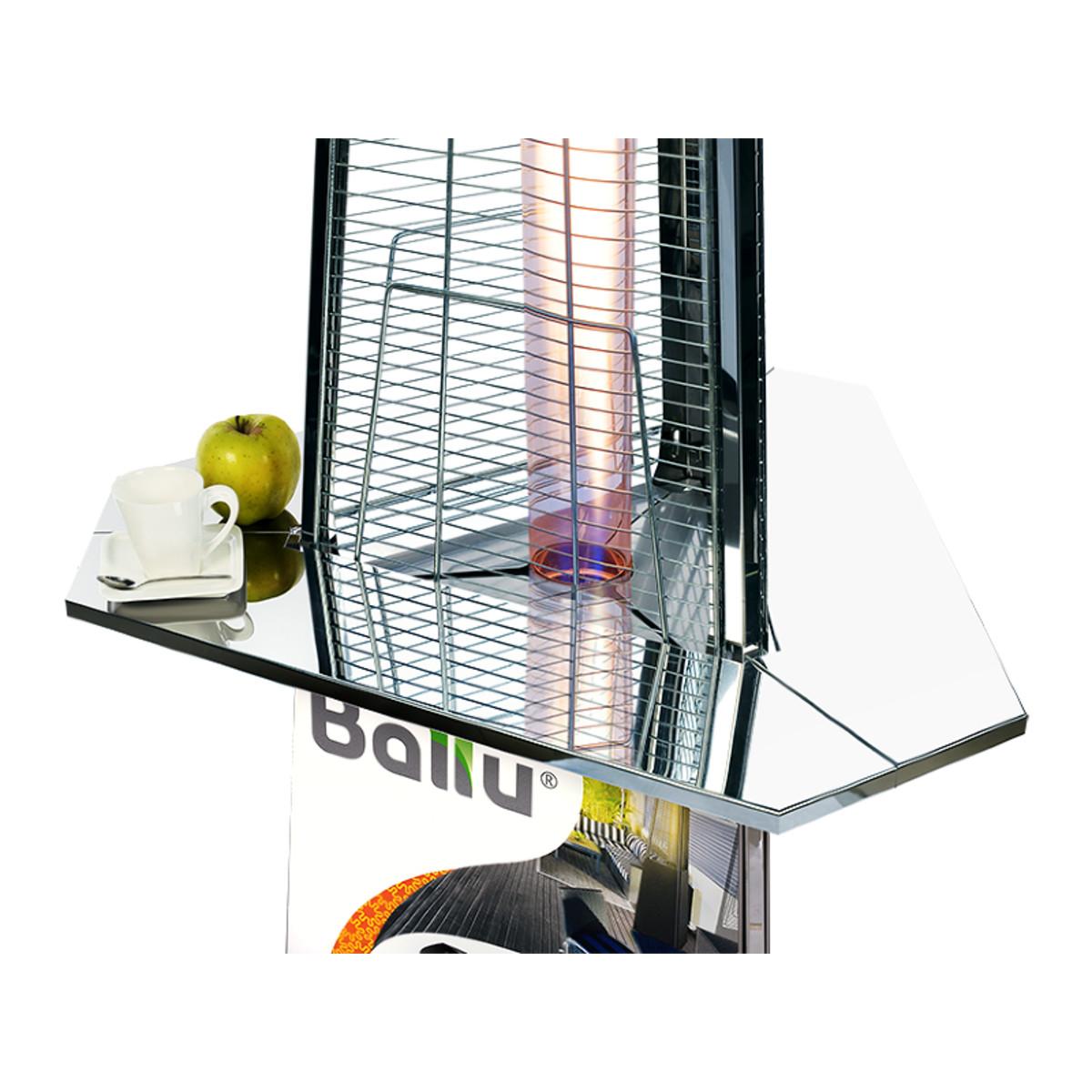 Столик для газового обогревателя Ballu BOGH-TS нержавеющая сталь
