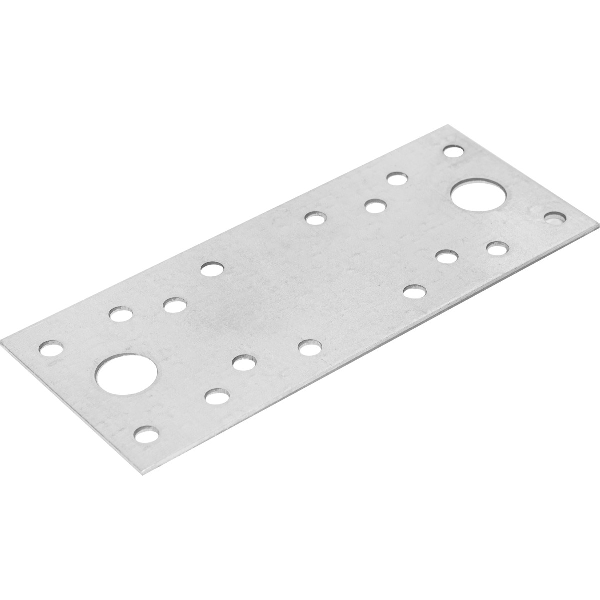Пластина крепежная оцинкованная 130х2х53 15 шт.