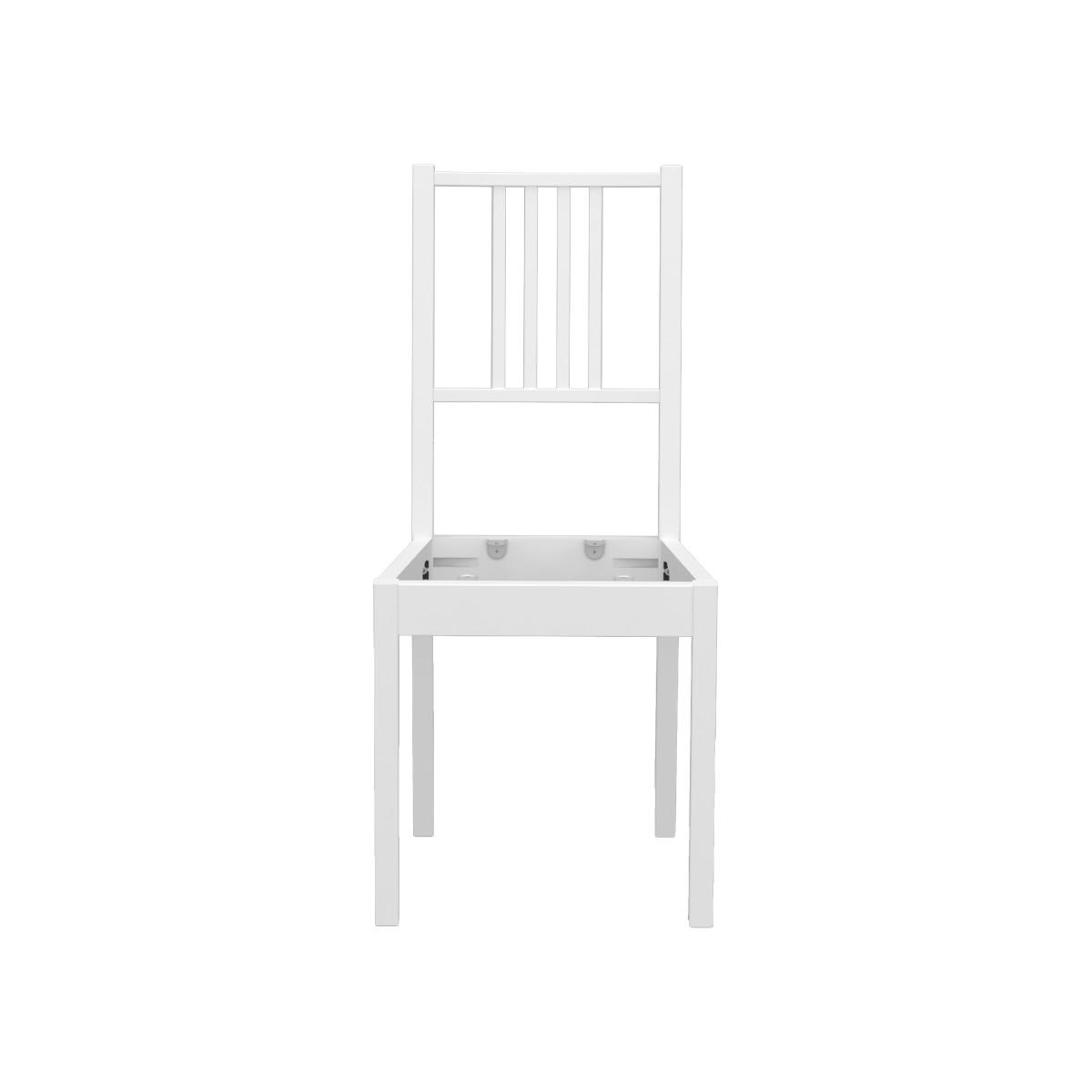 Основание Стула Delinia Марсель 43Х90 Цвет Белый