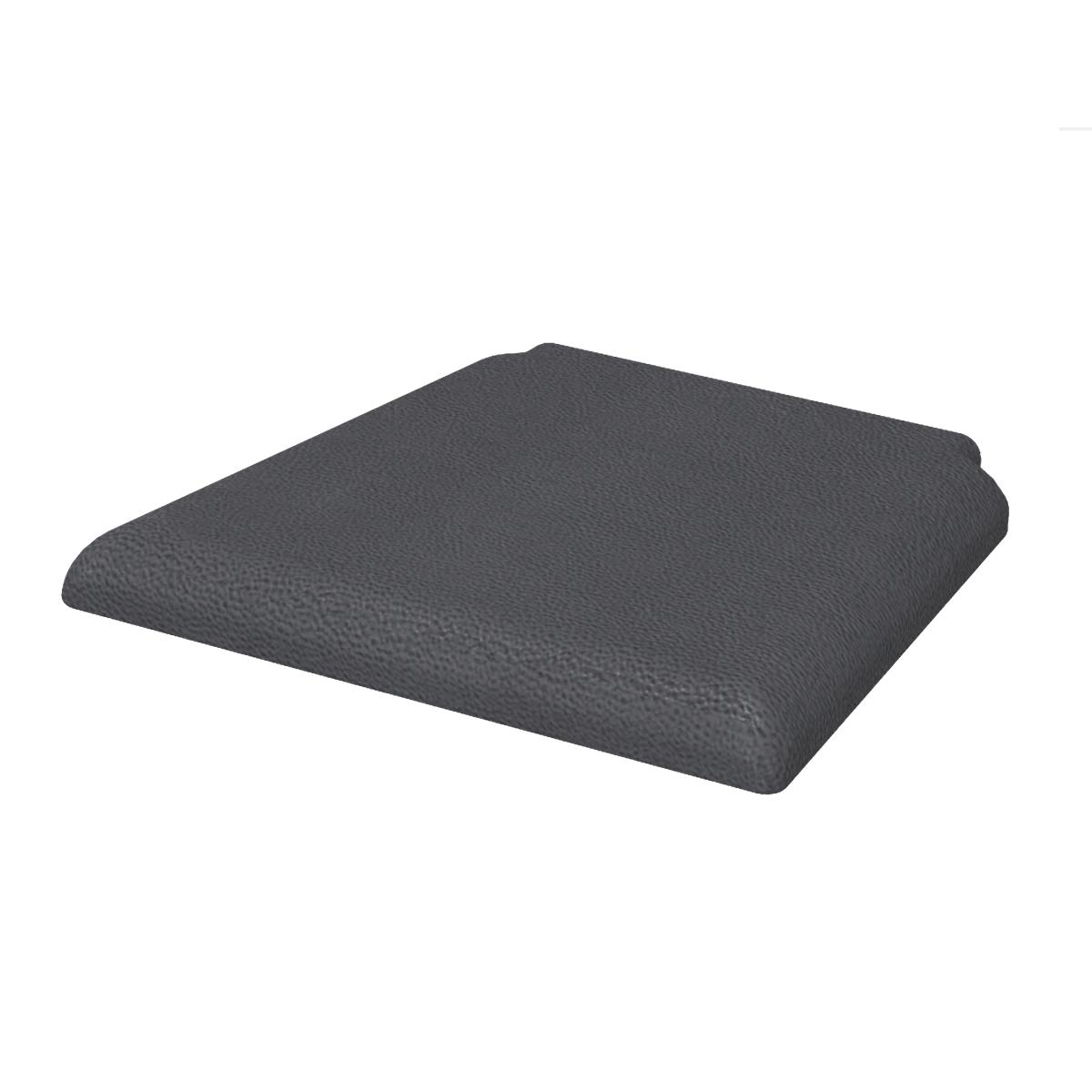 Сиденье для стула Delinia Марсель 43.5х40.5 см цвет серый