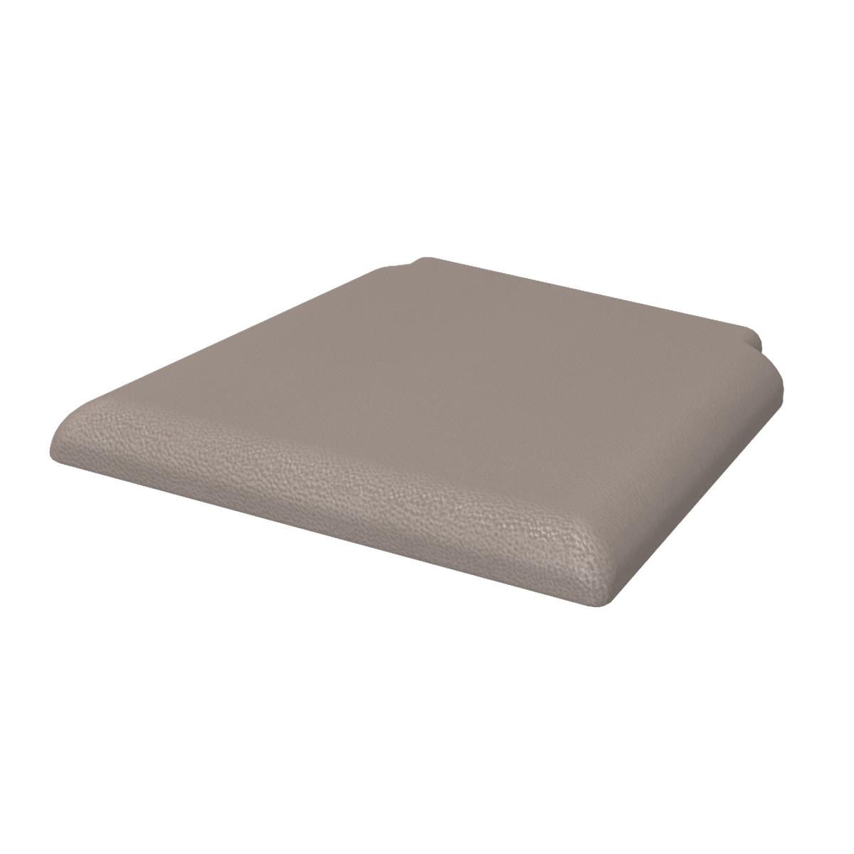 Сиденье стула Delinia Марсель 43.5х40.5 см цвет коричневый