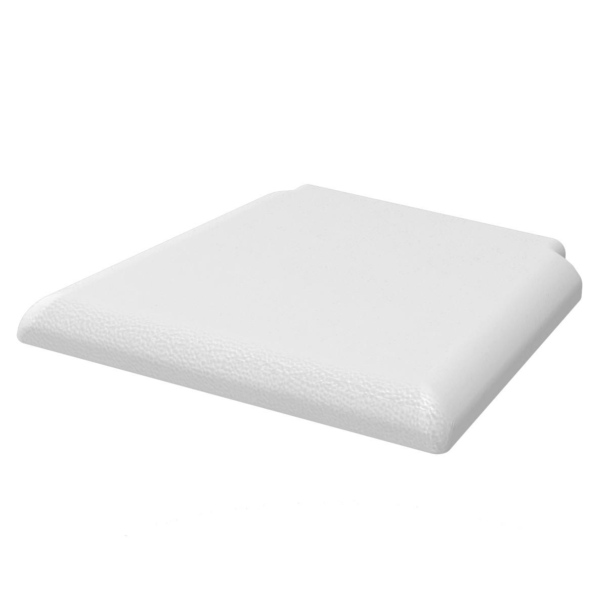 Сиденье стула Delinia Марсель 43.5х40.5 см цвет белый