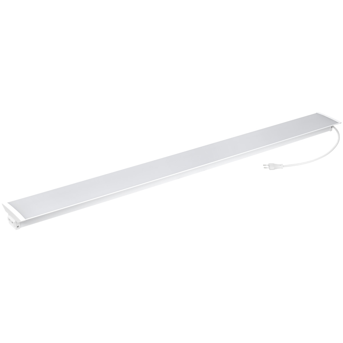 Светильник линейный светодиодный IEK 1201 1220 мм 36 Вт холодный белый свет