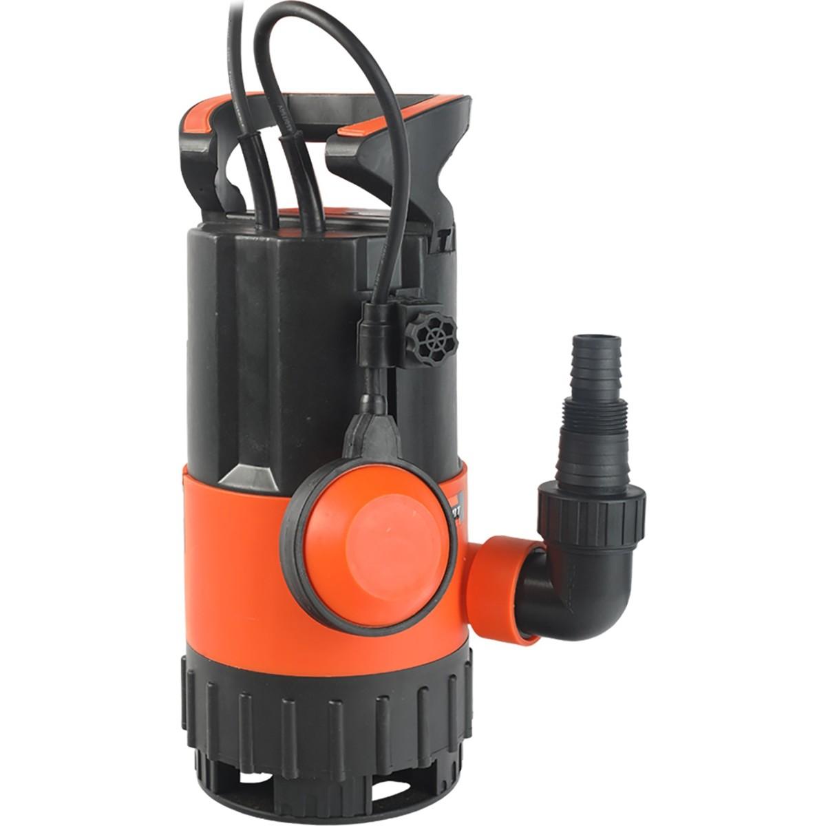 Насос погружной  дренажный для грязной воды Patriot F 500D 7500 л/час.