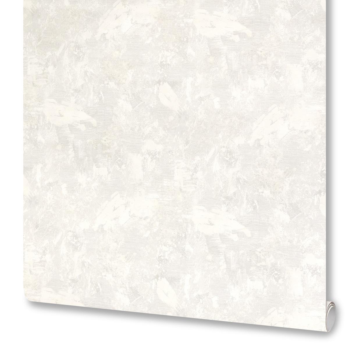 Обои флизелиновые Kelly белые 1.06 м VS889821