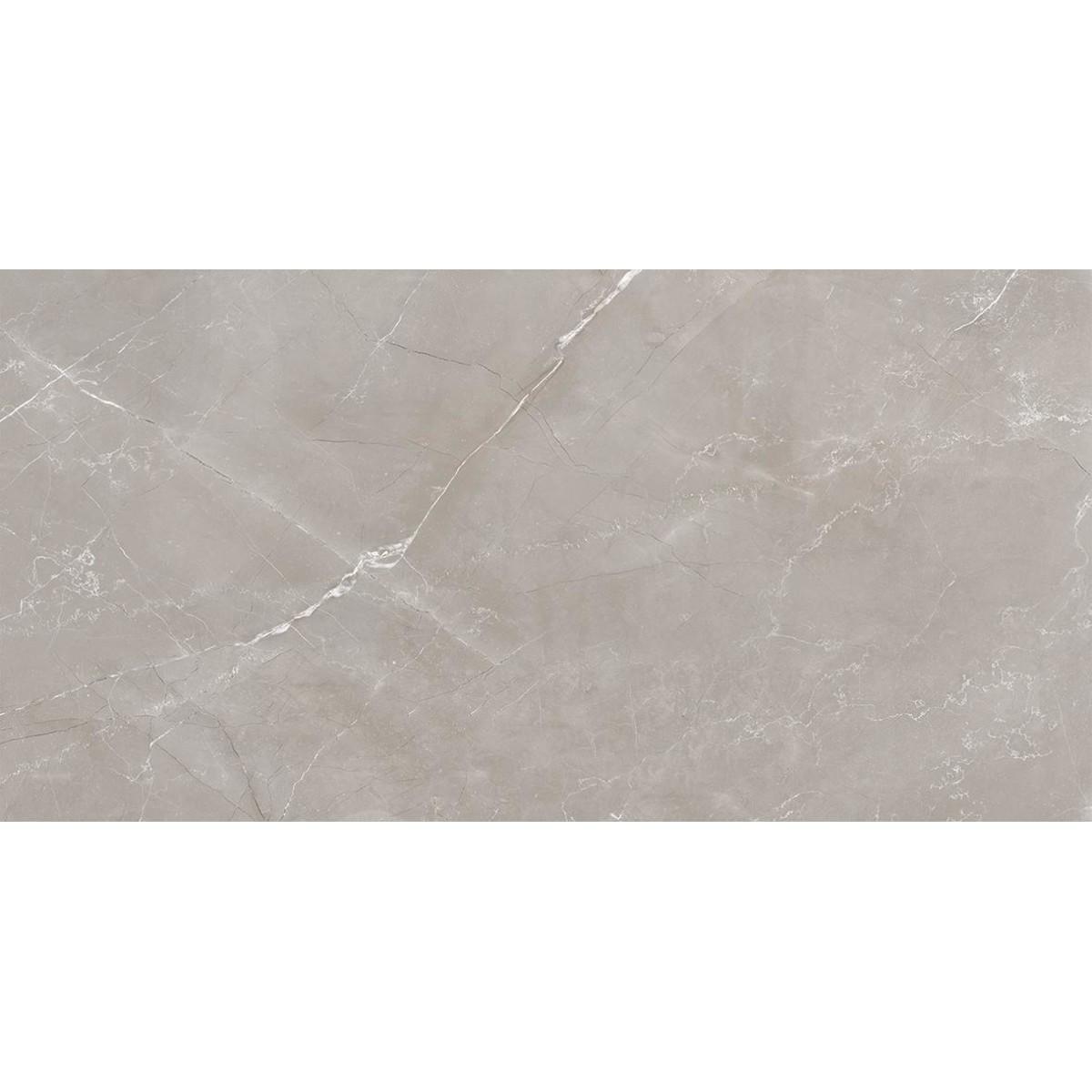 Керамогранит Vitrium Grigio 120x60 см 1.44 м² цвет серый