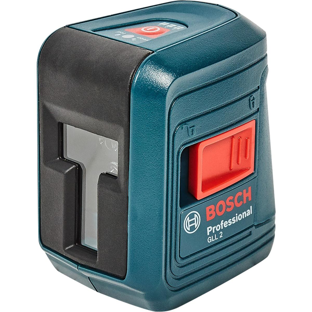 Лазерный нивелир Bosch GLL 2 дальность до 10 м