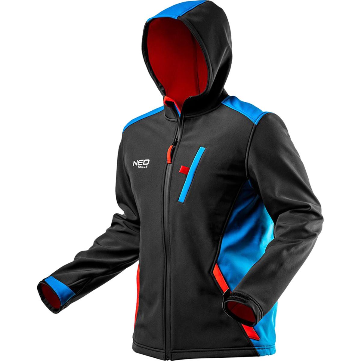 Куртка рабочая Neo темно-синяя размер S
