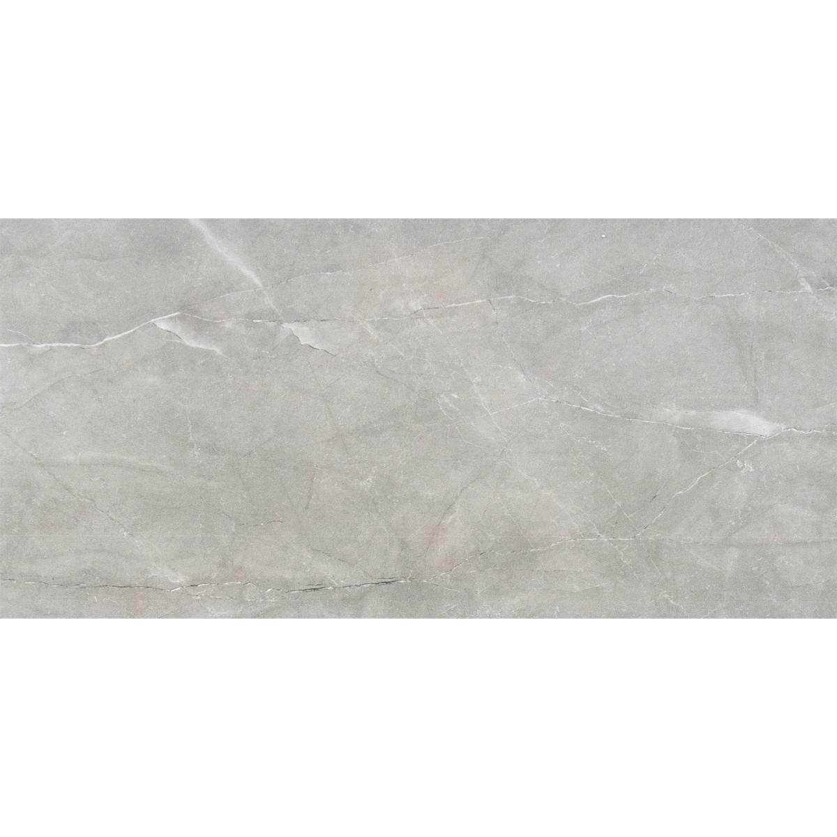 Плитка настенная Savoy 20х40 см 1.2 м² цвет темно-серый