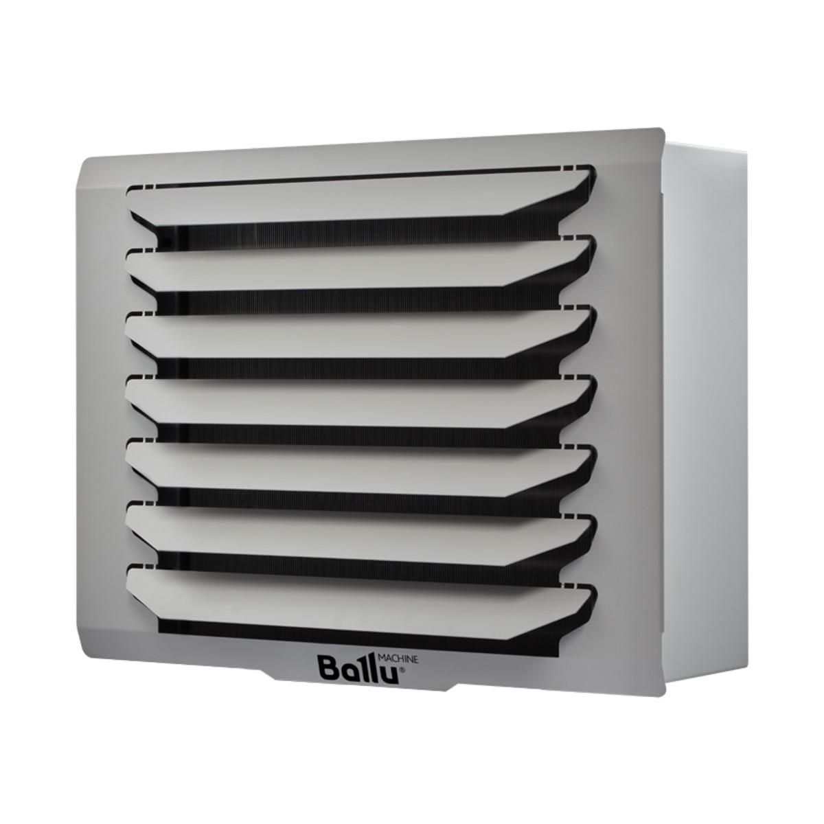 Тепловентилятор водяной Ballu BHP-W4-15S с механическим термостатом 20.3 кВт