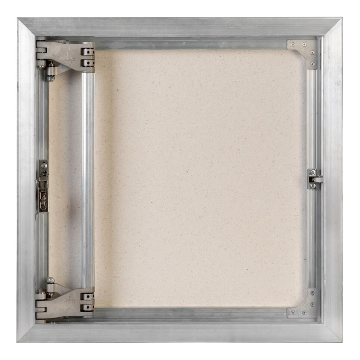 Люк ревизионный АРРЗ-Премиум 40х40Х см алюминиевый