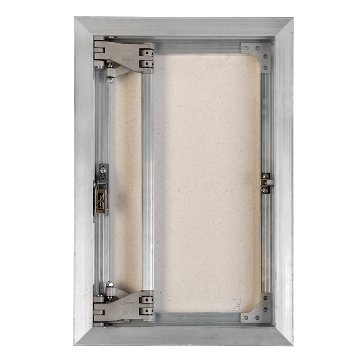 Люк ревизионный АРРЗ-Премиум 30x40 см алюминиевый