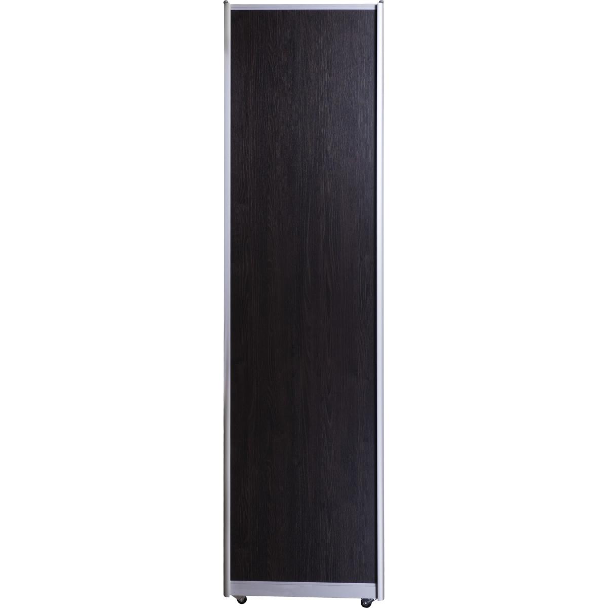 Дверь-купе Spaceo 2255x904 мм ЛДСП цвет дуб термо тёмный