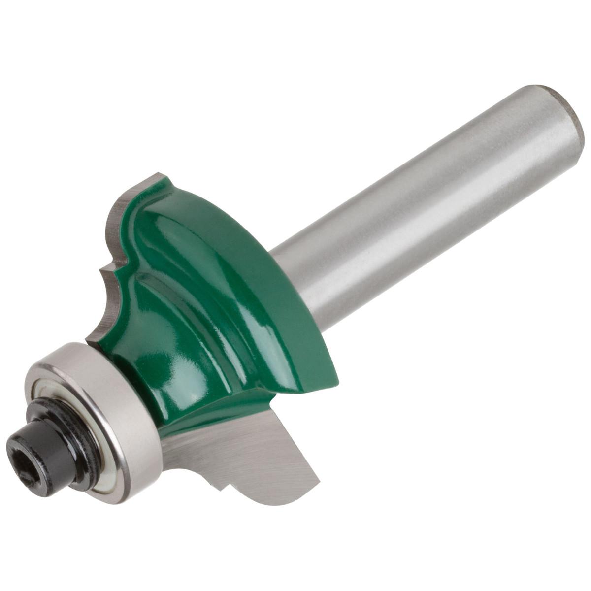 Фреза кромочная калевочная Fit 28.6x12.7 мм хвостовик 8 мм