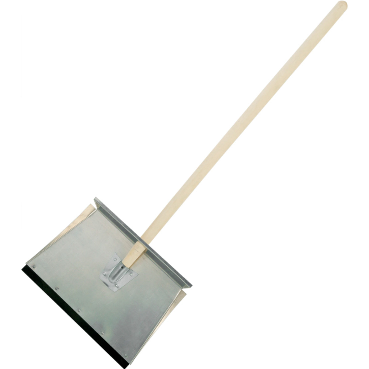 Лопата снеговая трехбортная Метал Про