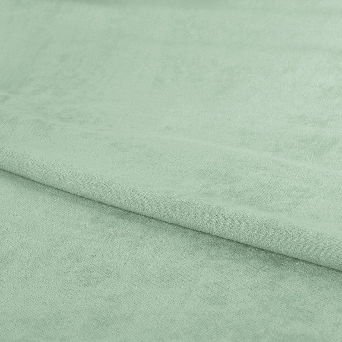 Ткань 1 м/п канвас 100 см цвет зеленый