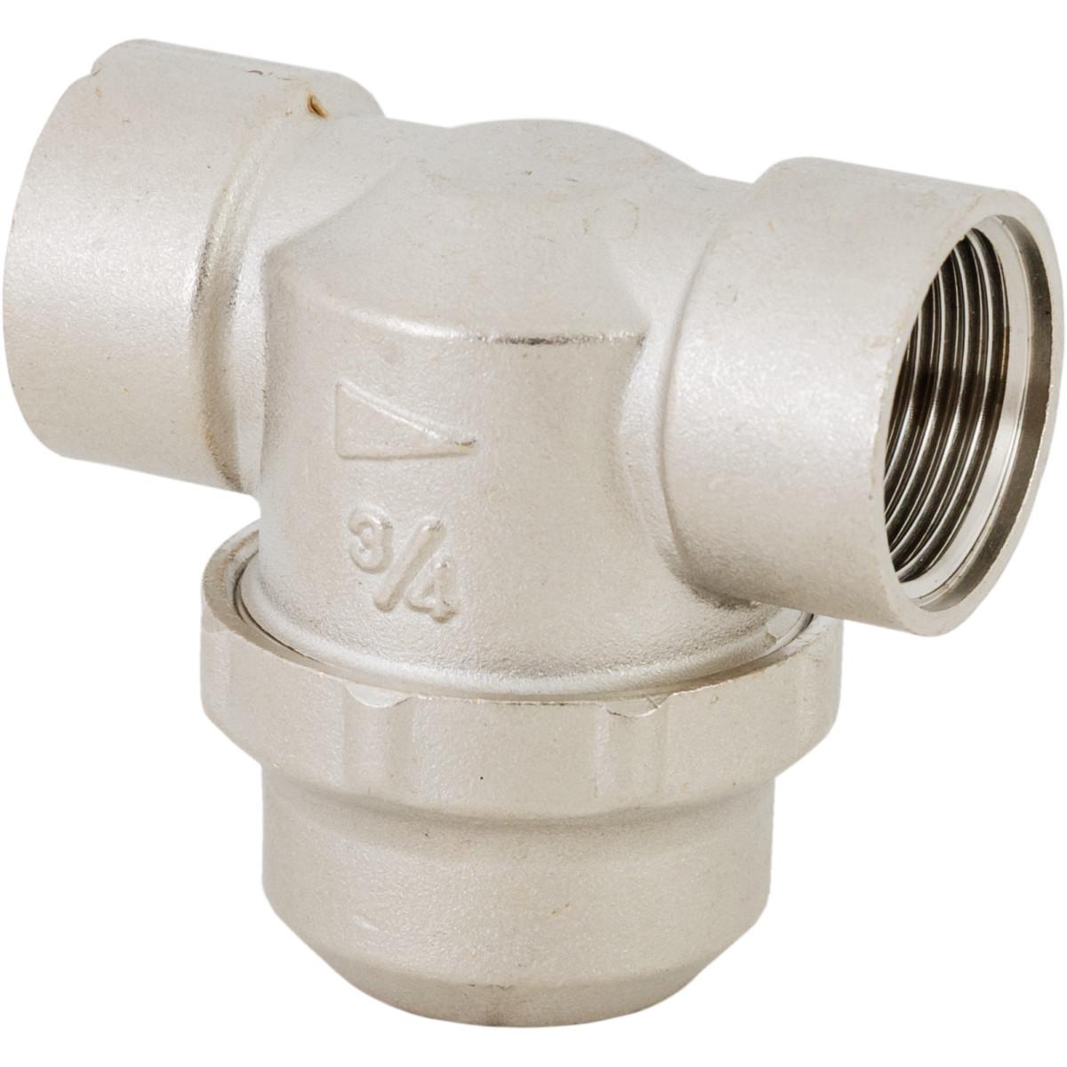 Фильтр механической очистки Ростерм для водопроводной воды 3/4&#34 300 мкм