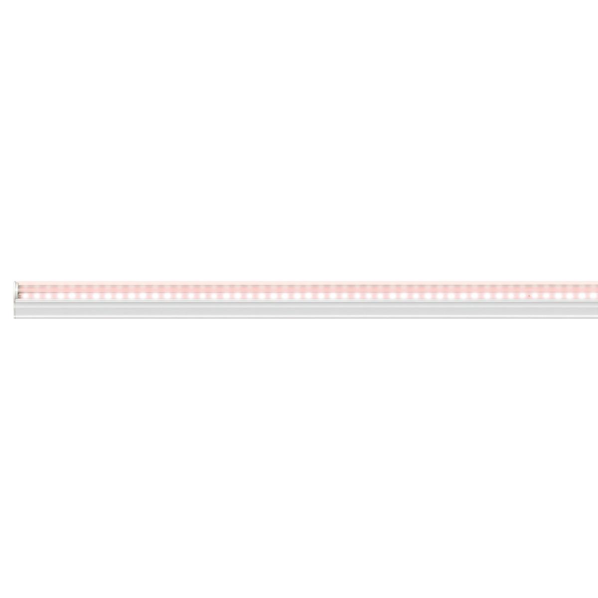 Светильник светодиодный для растений Uniel P17 870 мм 14 Вт розовый свет цвет белый