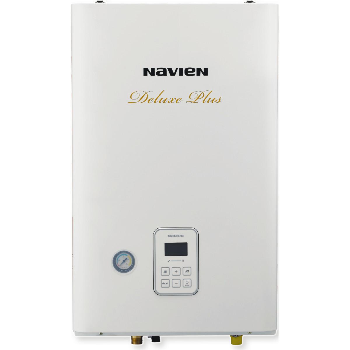 Котел газовый Navien Deluxe Plus -24k COAX