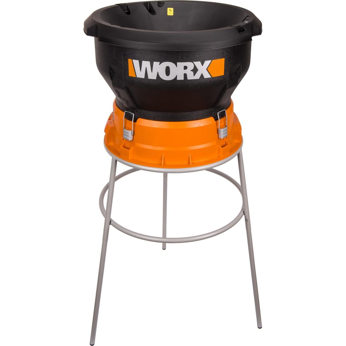 Измельчитель садовый электрический Worx WG430E 1600 Вт