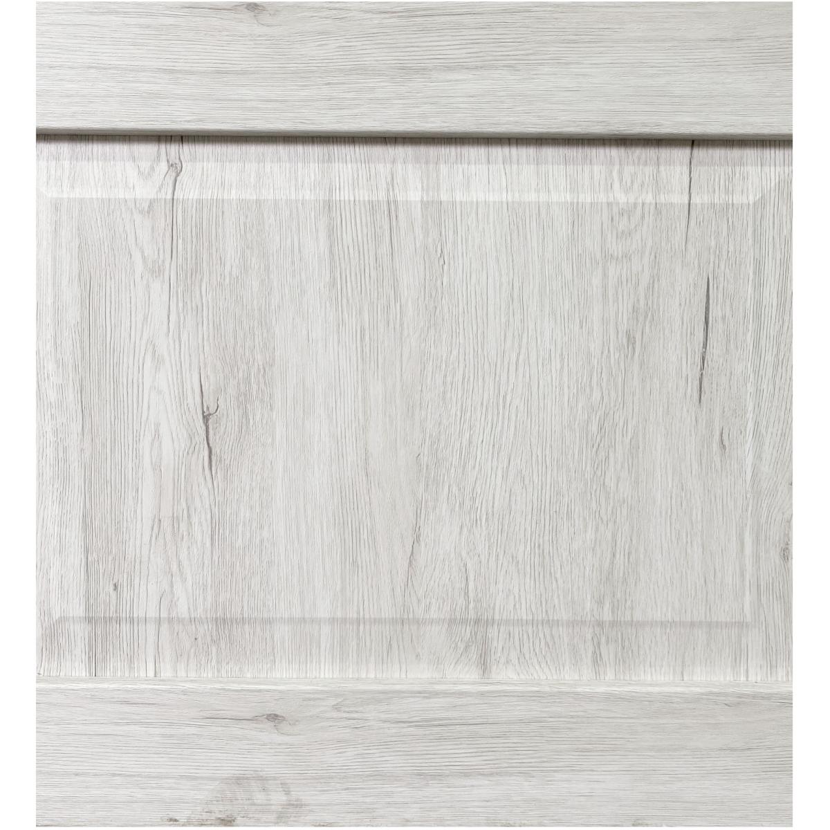 Дверь Межкомнатная Остеклённая Амелия 80Х200 С Фурнитурой Пвх Цвет Рустик Серый