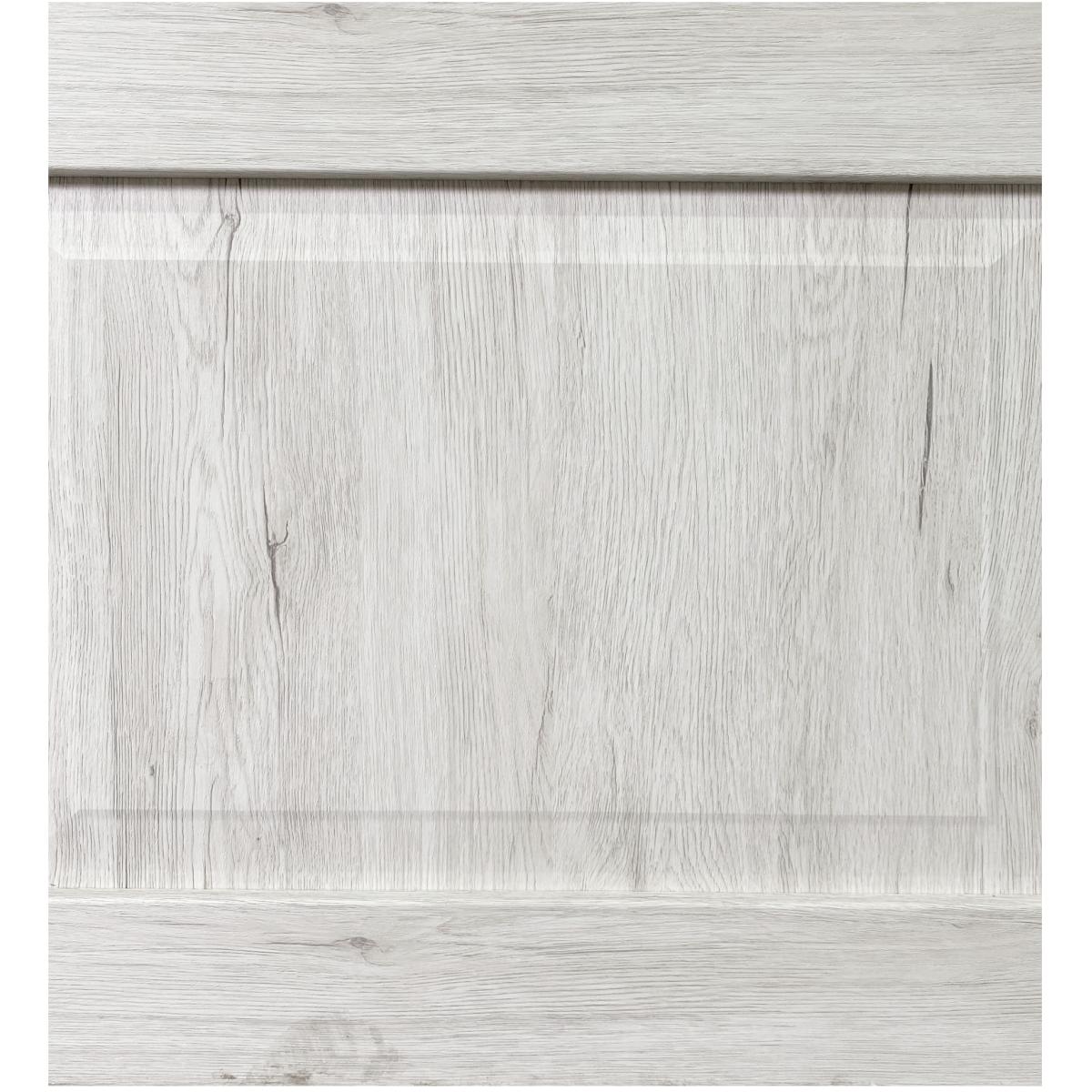 Дверь Межкомнатная Остеклённая Амелия 70Х200 С Фурнитурой Пвх Цвет Рустик Серый