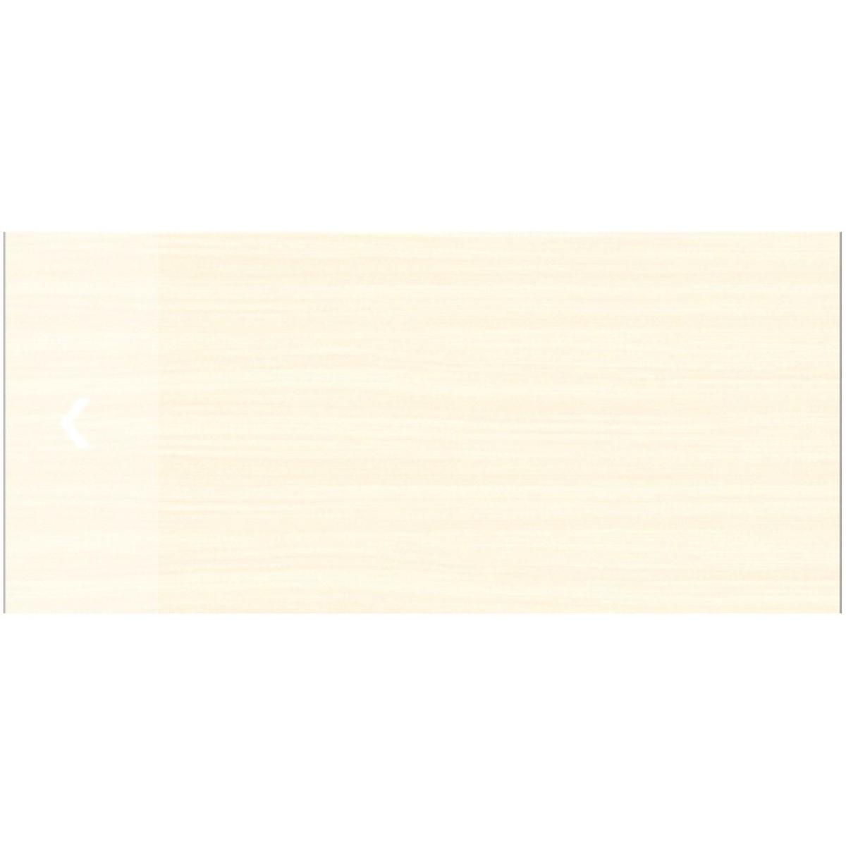 Декор Cersanit 20x44 см цвет белый