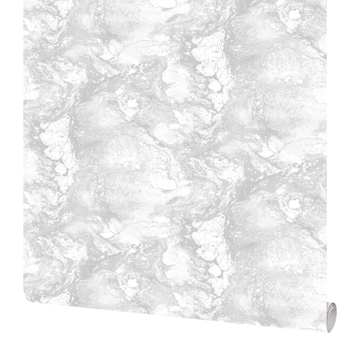 Обои флизелиновые Erismann Neochic серые 1.06 м 60134-03
