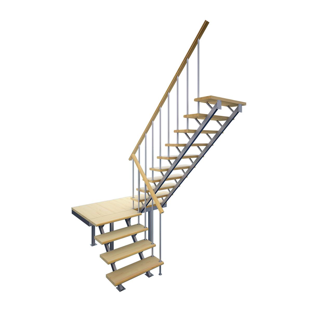 Лестница универсальная ЛЕС-06