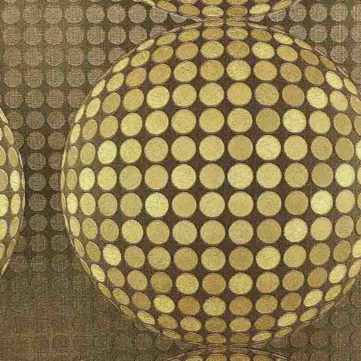 Обои флизелиновые Yien Sirius желтые 1.06 м 89002-1