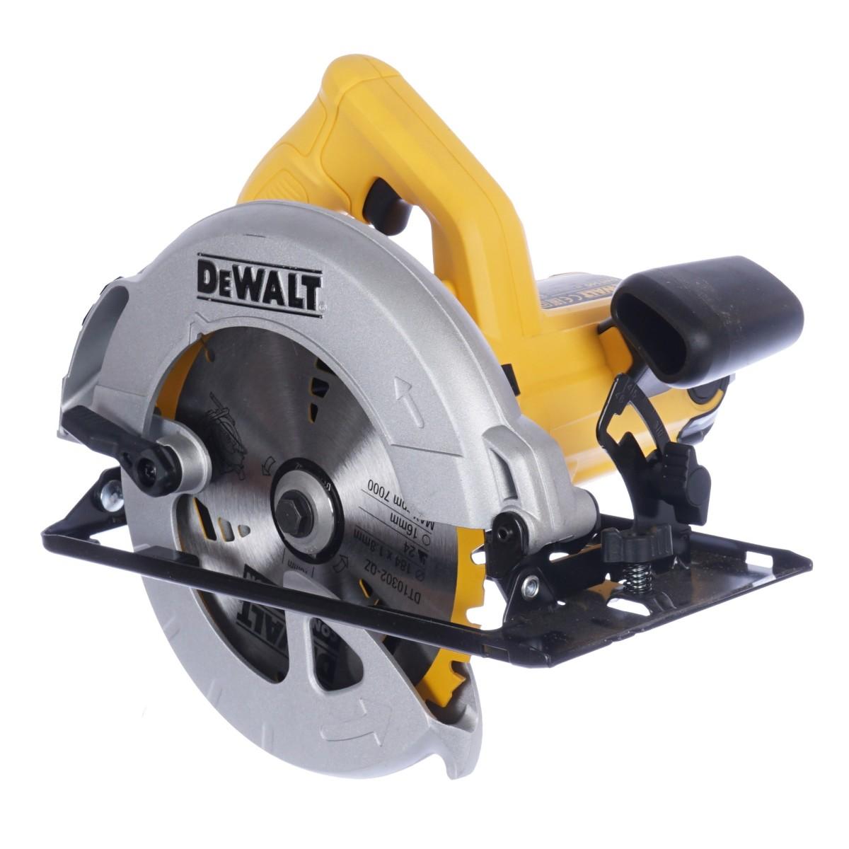 Пила дисковая DeWalt DWE560 1350 Вт