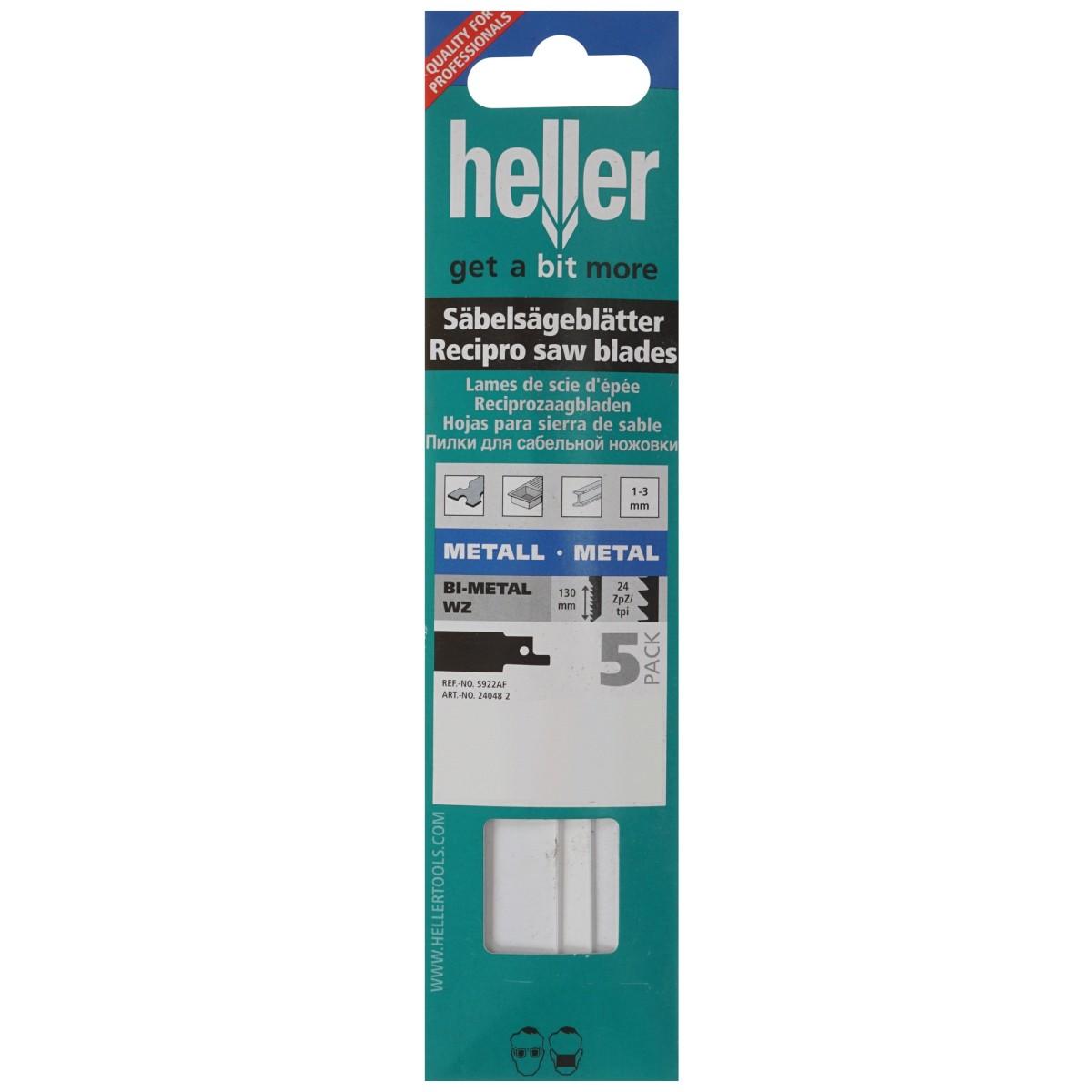 Долото Sds-Plus Heller 32Х125 Td24048
