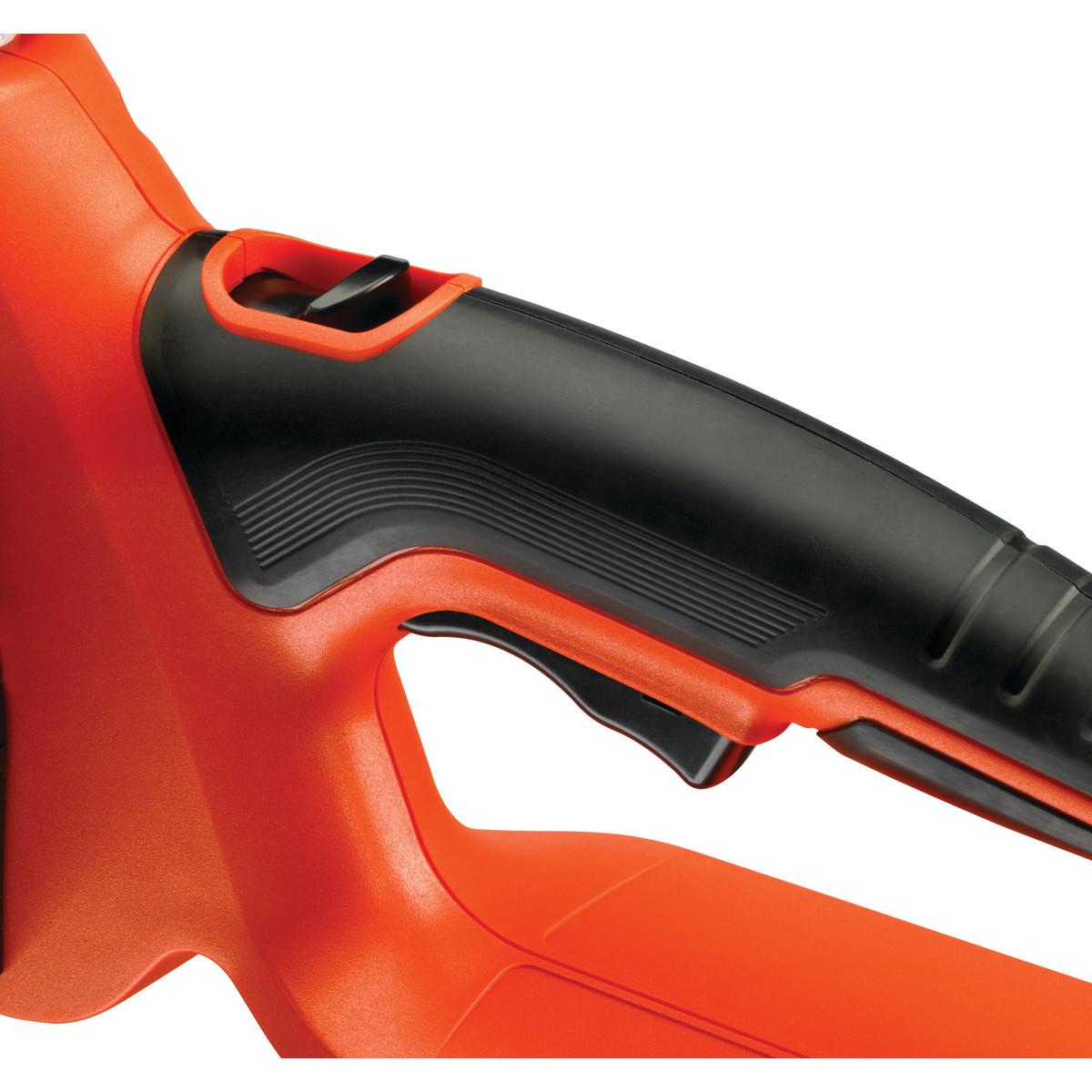 Пила цепная аккумуляторная Black+Decker GKC3630L20 36 В