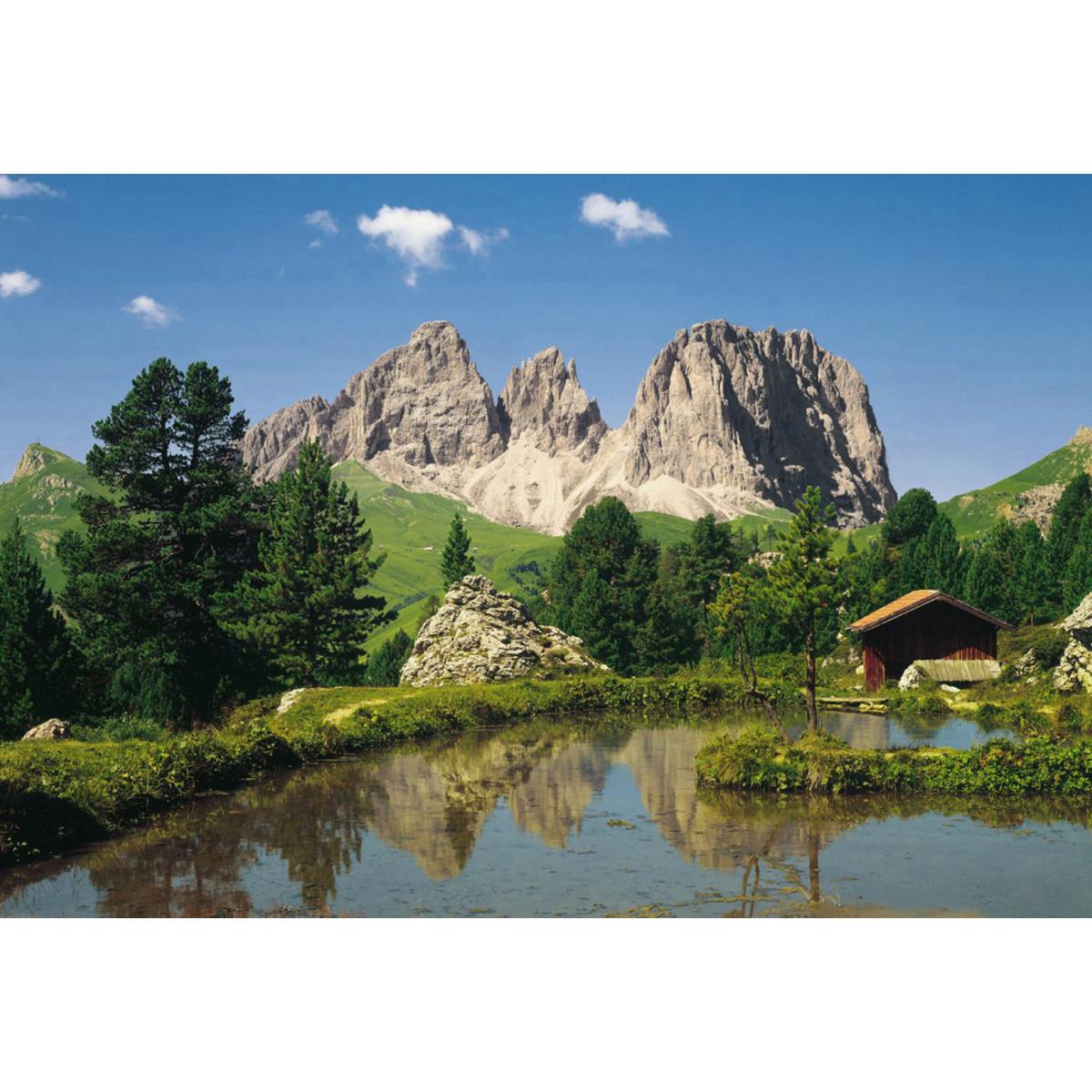 Фотообои Komar Dolomiten 8-9017 388х270 см