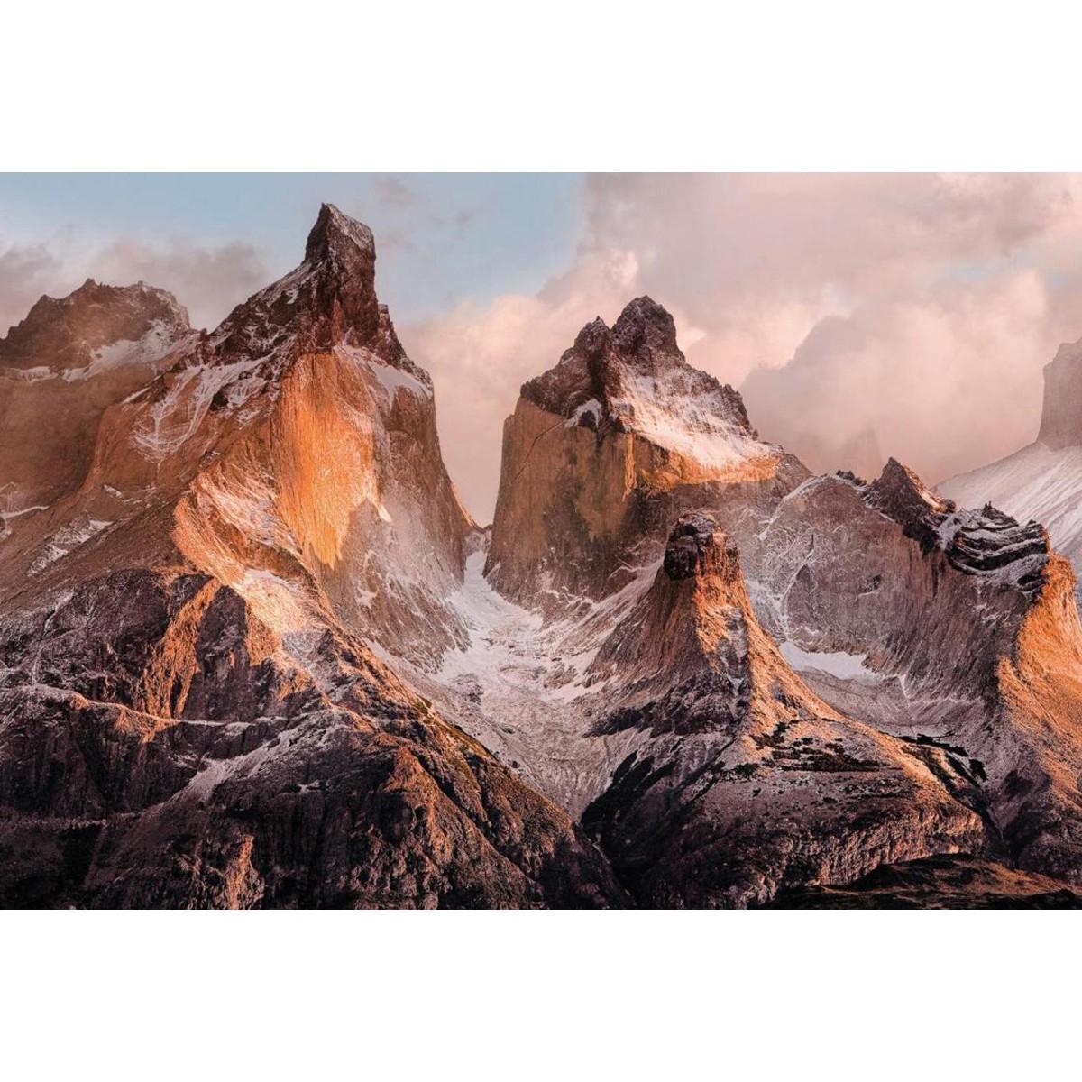 Фотообои Komar Torres del Paine 4-530 254х184 см