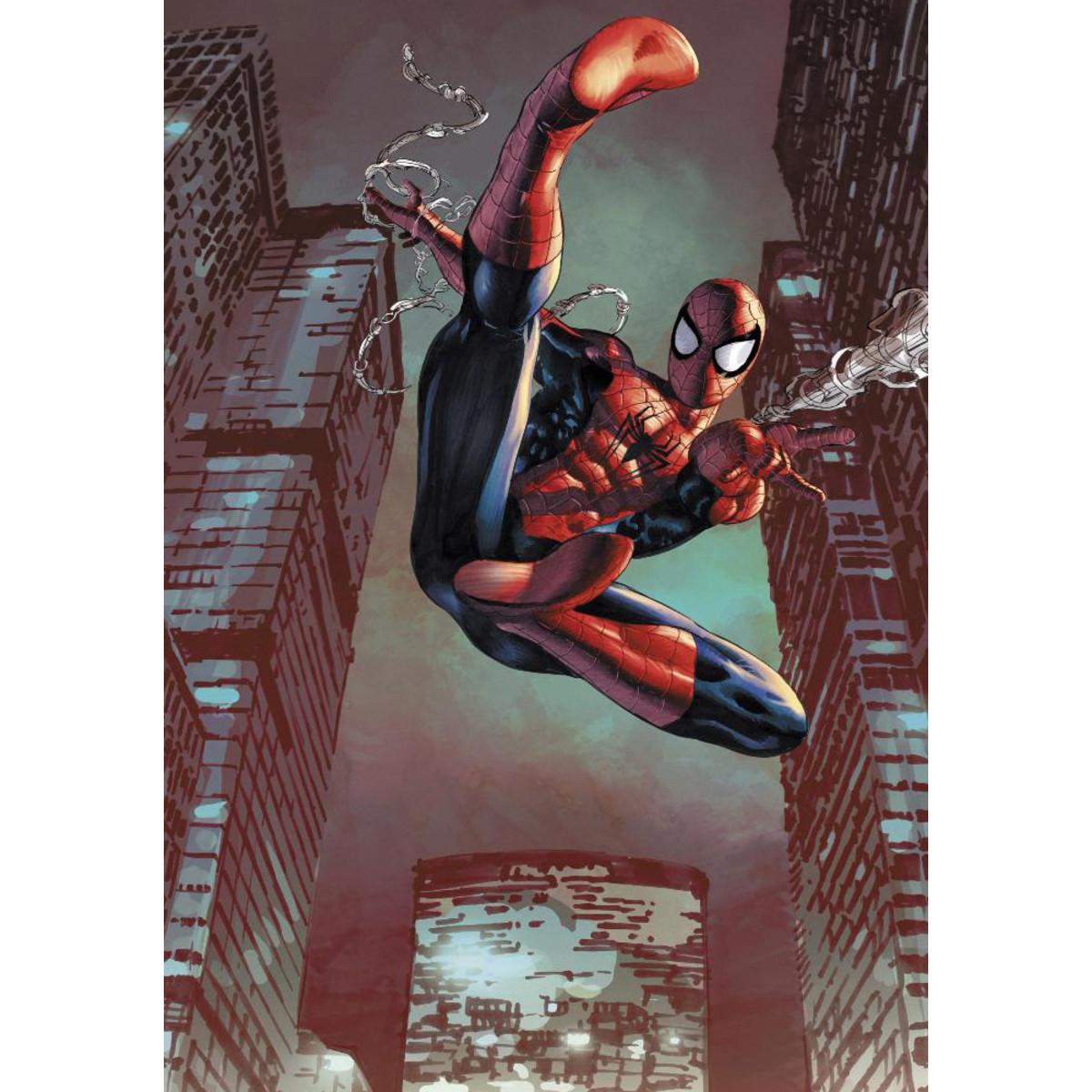 Фотообои Komar Spider-Man Jump 4-459 184х254 см