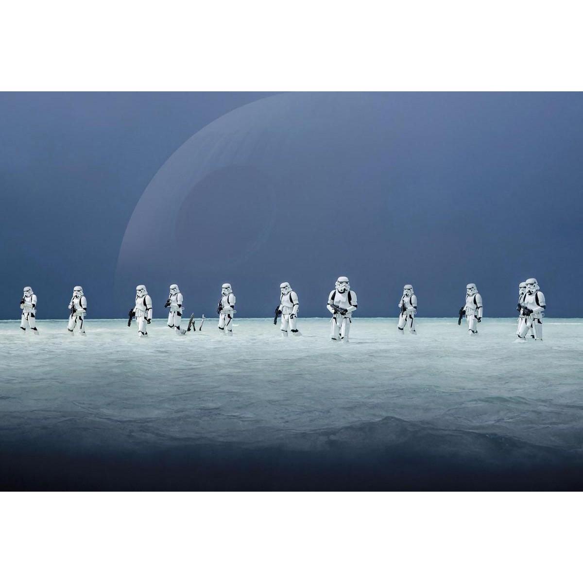 Фотообои Komar STAR WARS Scarif Beach 8-444 368х254 см