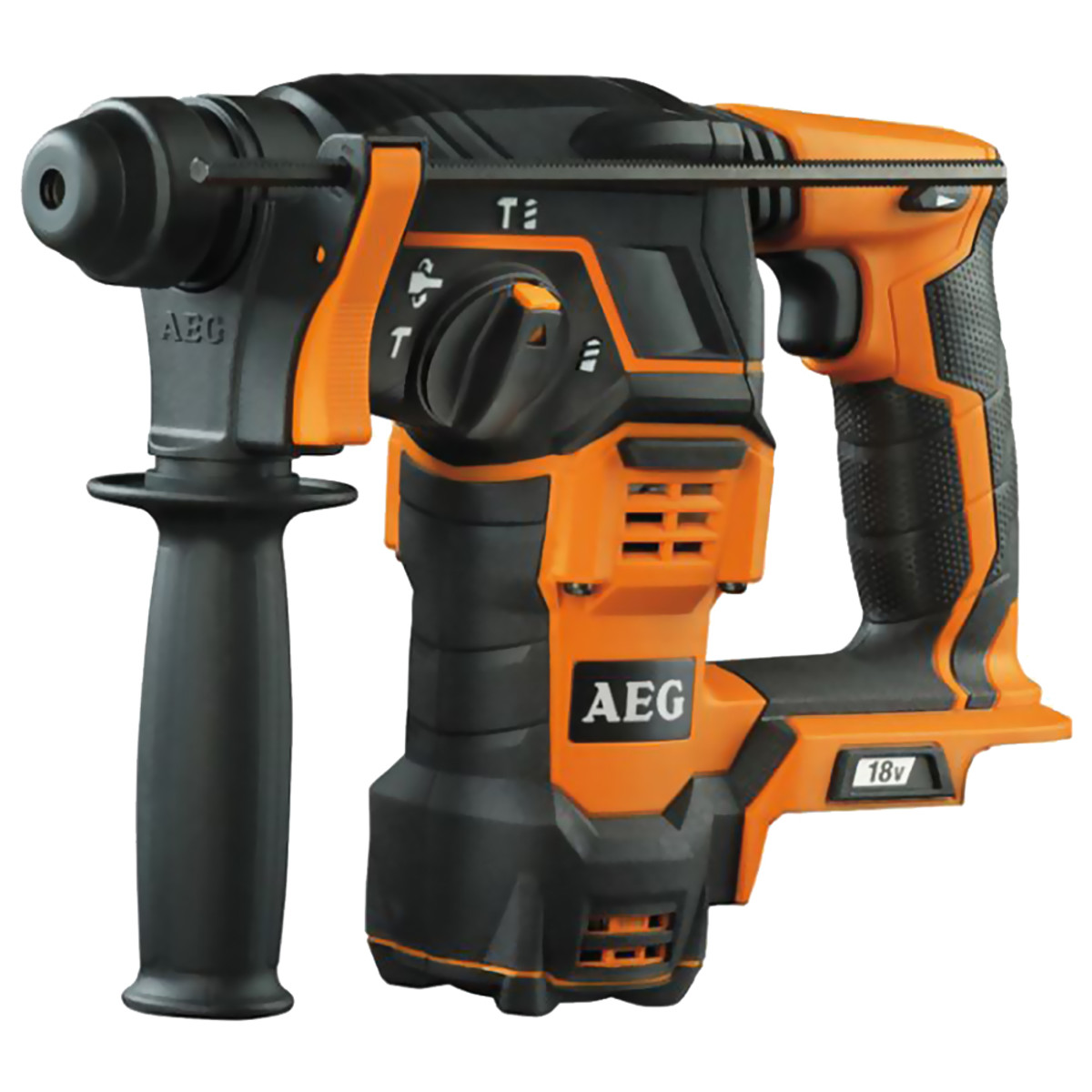 Аккумуляторный перфоратор AEG BBH 18-0 4935408330