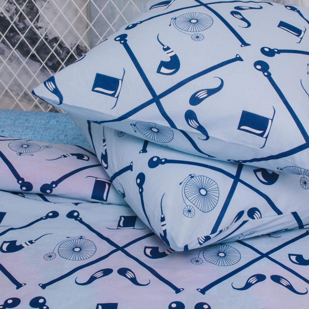 Комплект Постельного Белья Pavline Полутораспальный Бязь 70x70