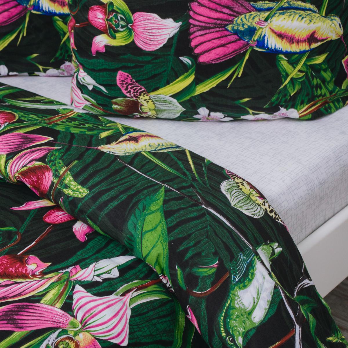 Комплект Постельного Белья Pavline Евро Бязь 70x70