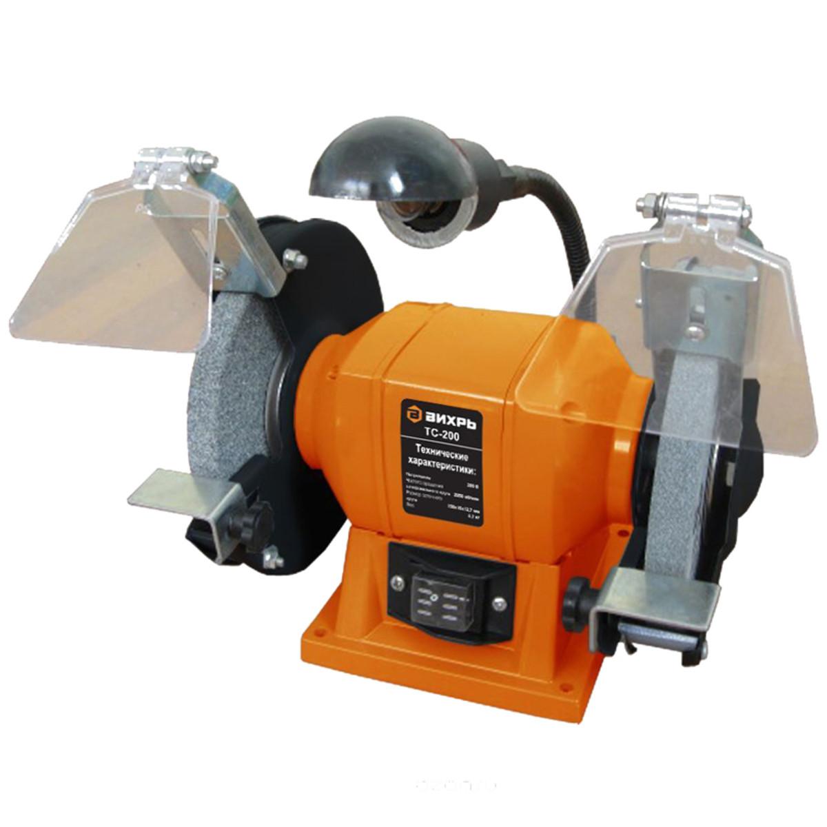 Точильный станок Вихрь ТС-200 200 Вт 150 мм