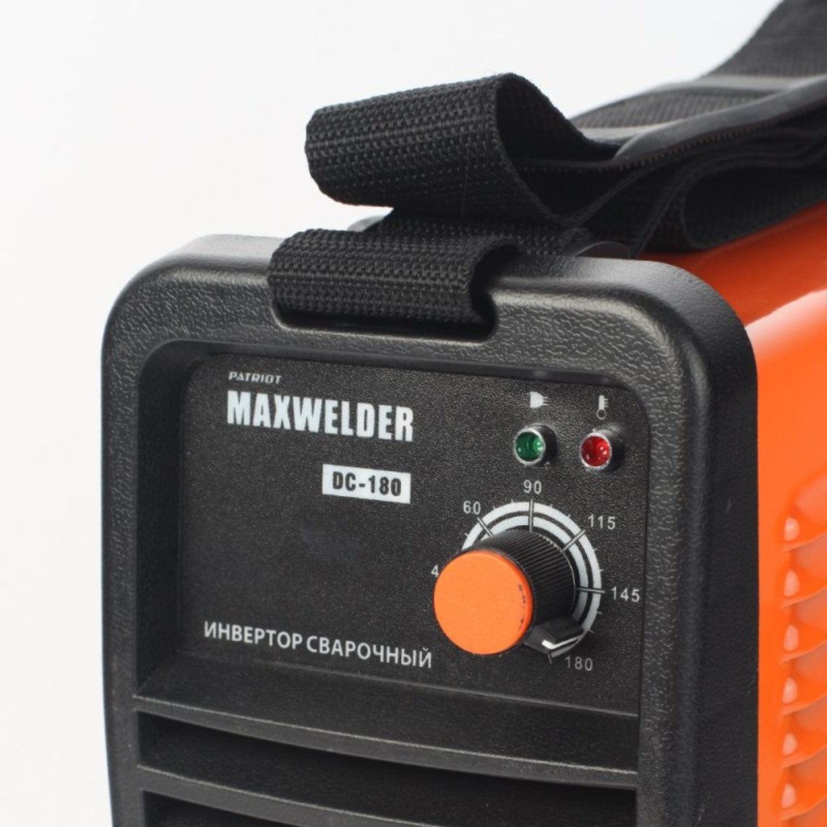 Дуговой Сварочный Инвертор Max Welder Dc-180 605302030
