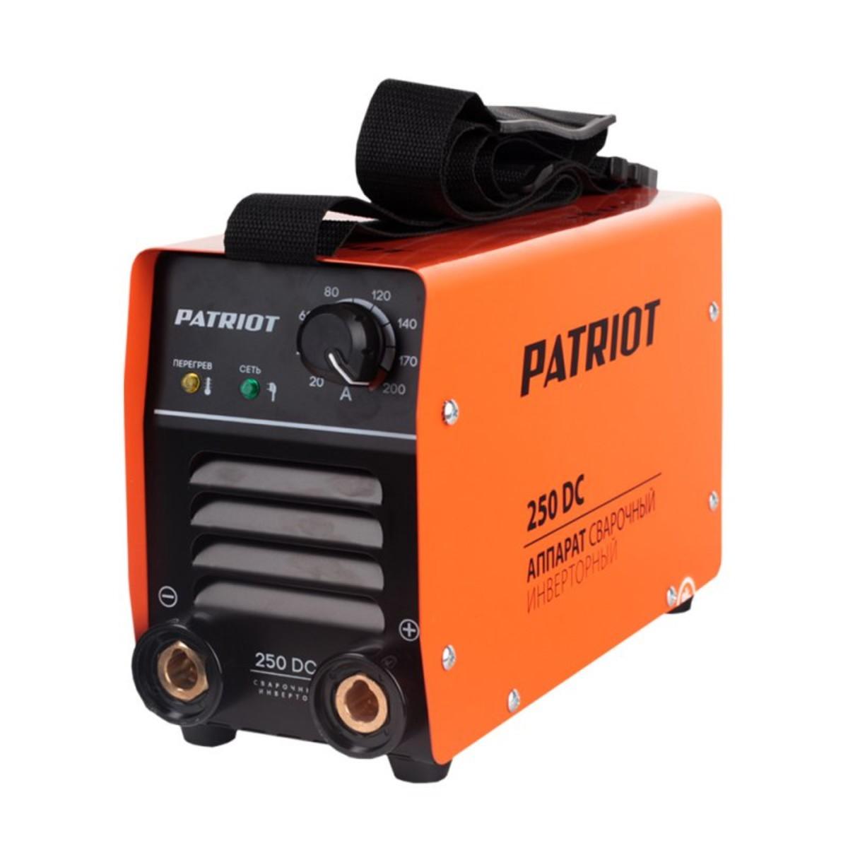 Дуговой Сварочный Инвертор Patriot 250dc Mma 605302521